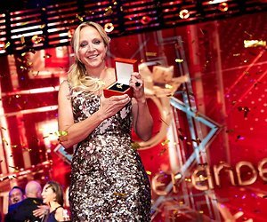 Floortje wint Gouden Televizier-Ring 2016