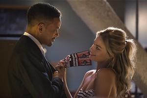 Will Smith en Margot Robbie lichten elkaar op in Focus