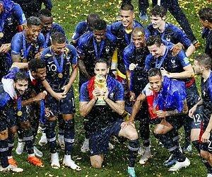 De TV van gisteren: NPO domineert dankzij WK voetbal