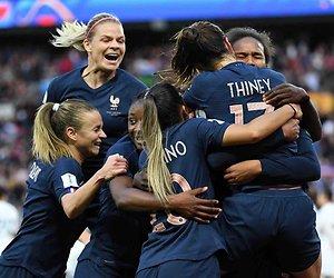 De TV van gisteren: Franse en Noorse vrouwen op het WK Voetbal trekken 1 miljoen kijkers