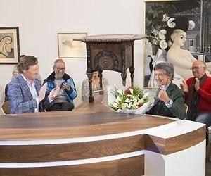 Frans Leidelmeijer neemt afscheid van Tussen Kunst en Kitsch