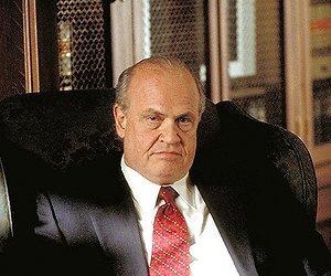 Fred Thompson uit Law & Order overleden