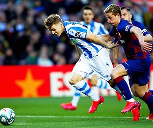 De Spaanse competitie begint vanavond weer op Ziggo Sport