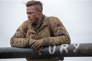 Brad Pitt heeft een tank