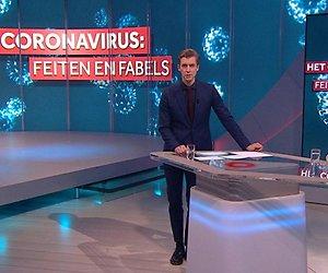 De TV van gisteren: Miljoenenpubliek voor programma's over coronavirus