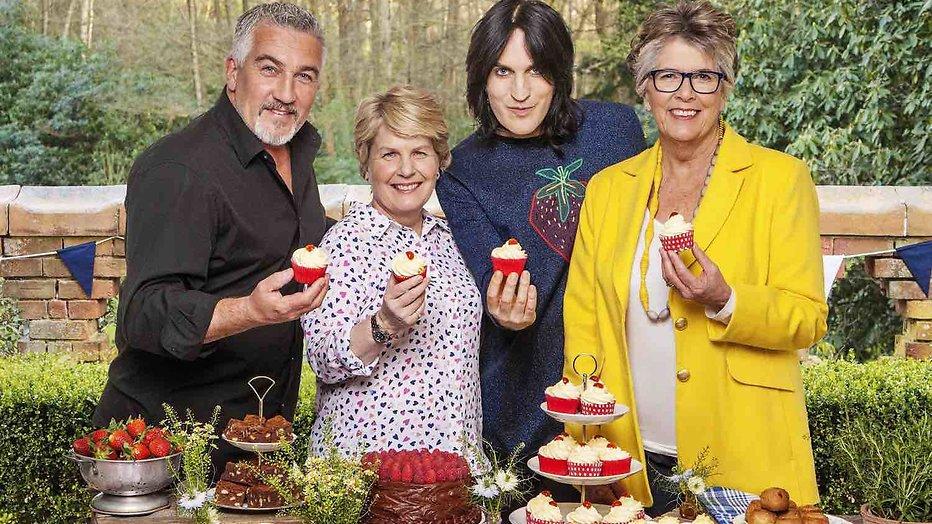 De TV van gisteren: 888.000 voor The Great British Bake Off op NPO 1