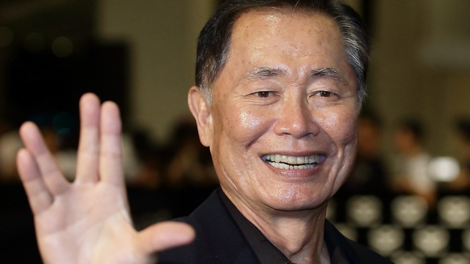 George Takei niet blij met coming out Star Trek personage