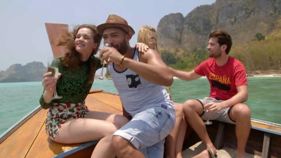 """GTST in Thailand: """"Er gaat wat gebeuren tussen Nina en Noud"""""""