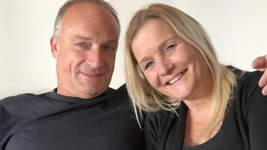 Boer Geert en Angela
