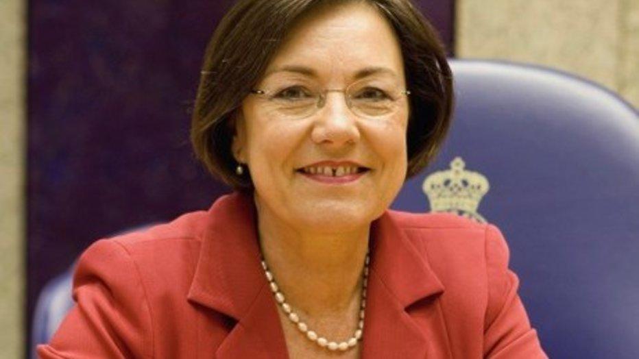 Gerdi Verbeet nieuw gezicht VARA