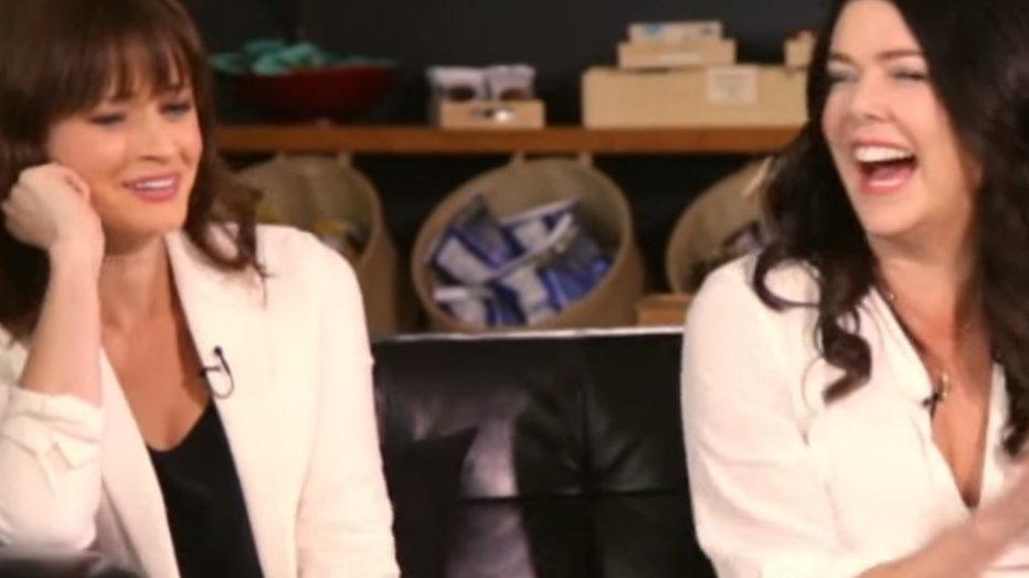 Gilmore Girls maken doorstart op Netflix