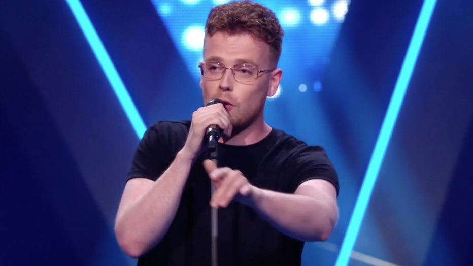 Videosnack: Ginger is trending met emotioneel The Voice-optreden