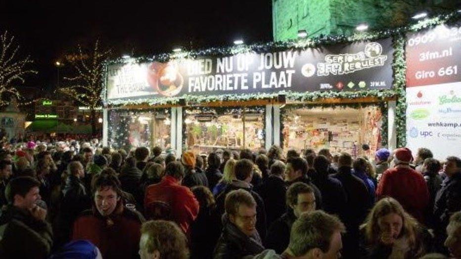 Serious Request zet Glazen Huis in 2016 opnieuw in Breda