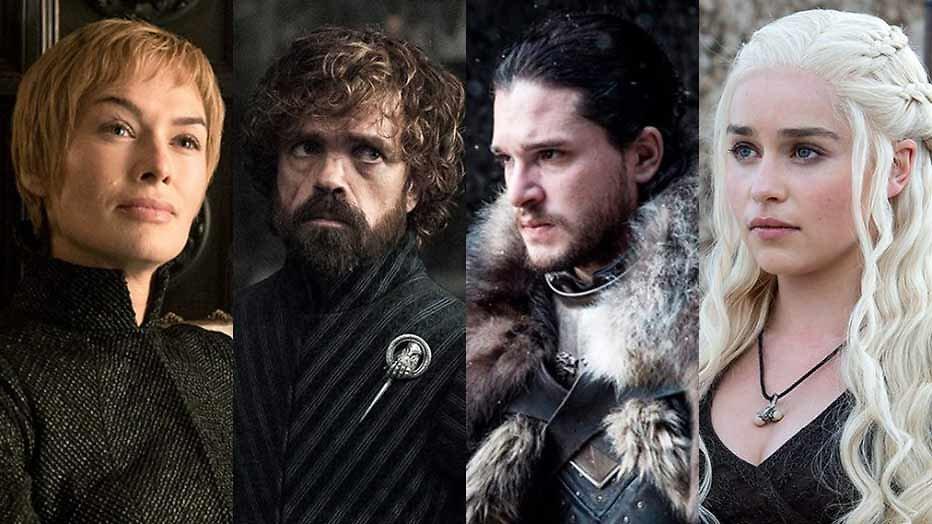 Laatste seizoen Game of Thrones vanaf 15 april