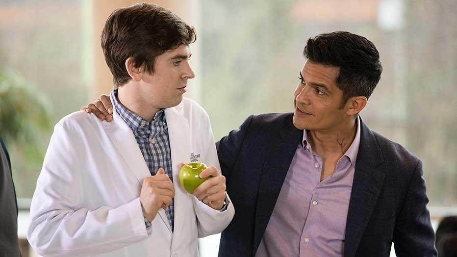 Nieuwe baas in The Good Doctor