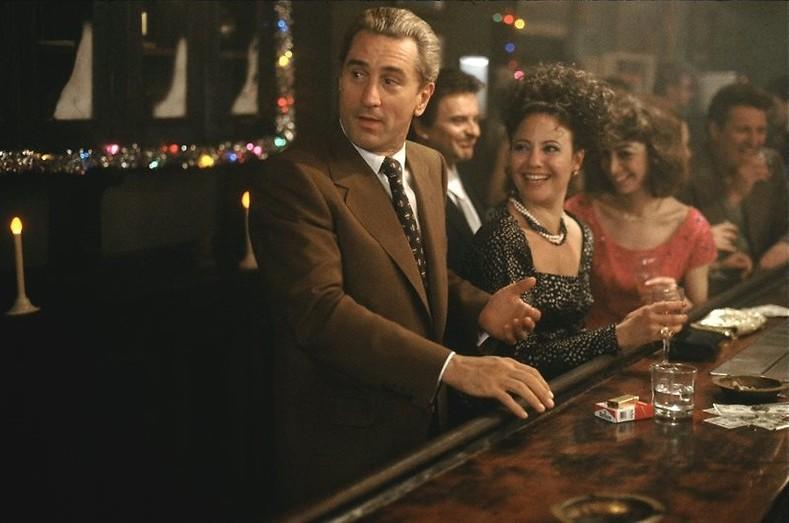 Robert De Niro schittert in maffiaklassieker