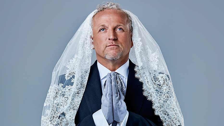 Eén van deze vijf mannen trouwt met Gordon
