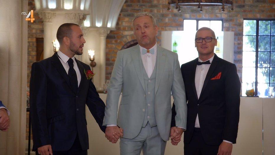 Met wie gaat Gordon nou trouwen?