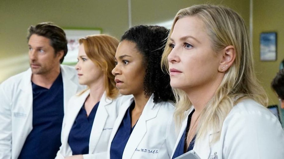 Twee hoofdrolspelers weg uit Grey's Anatomy