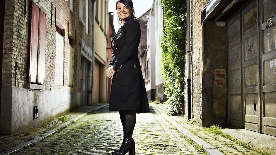 Schrijver Griet Op de Beeck tweede Zomergast 2016