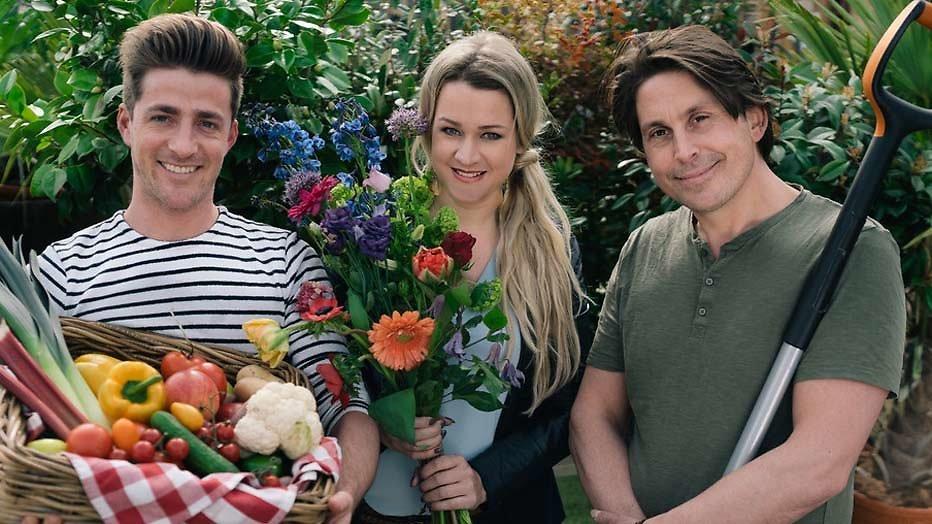 Lodewijk Hoekstra gaat weer tuinieren op tv in Groene handen