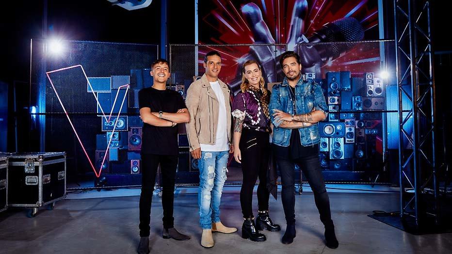 De TV van gisteren: Weer podium voor The Voice of Holland