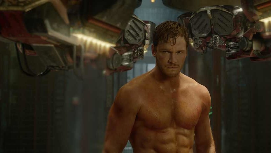 Film: Sterrencast in Guardians of the Galaxy