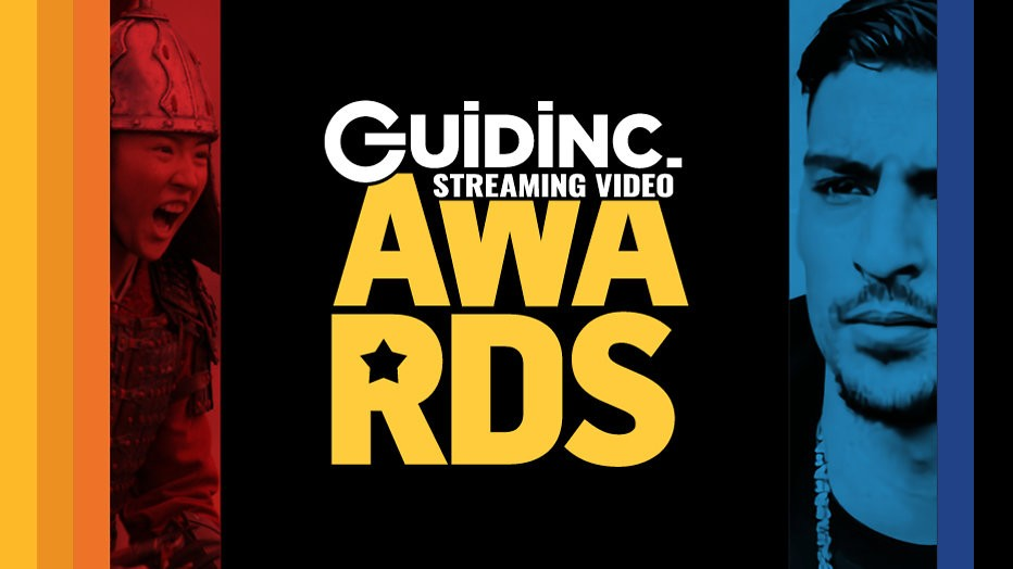 Guidinc Streaming Video Awards 2020
