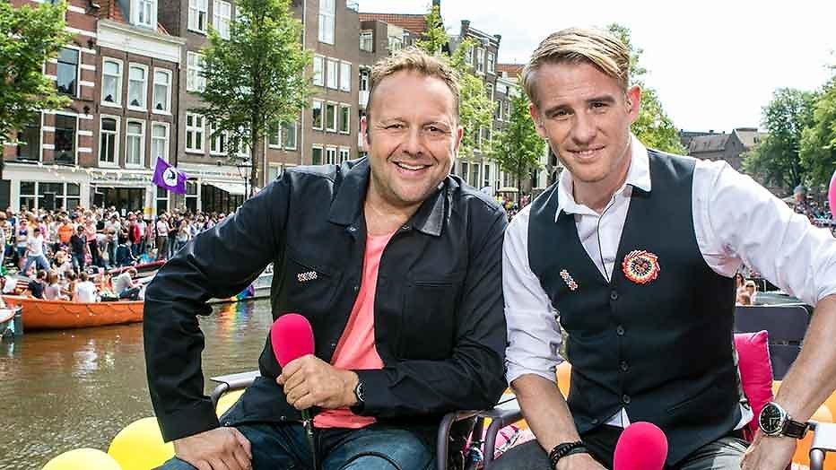 Foto's: BN'ers vieren Amsterdam Pride