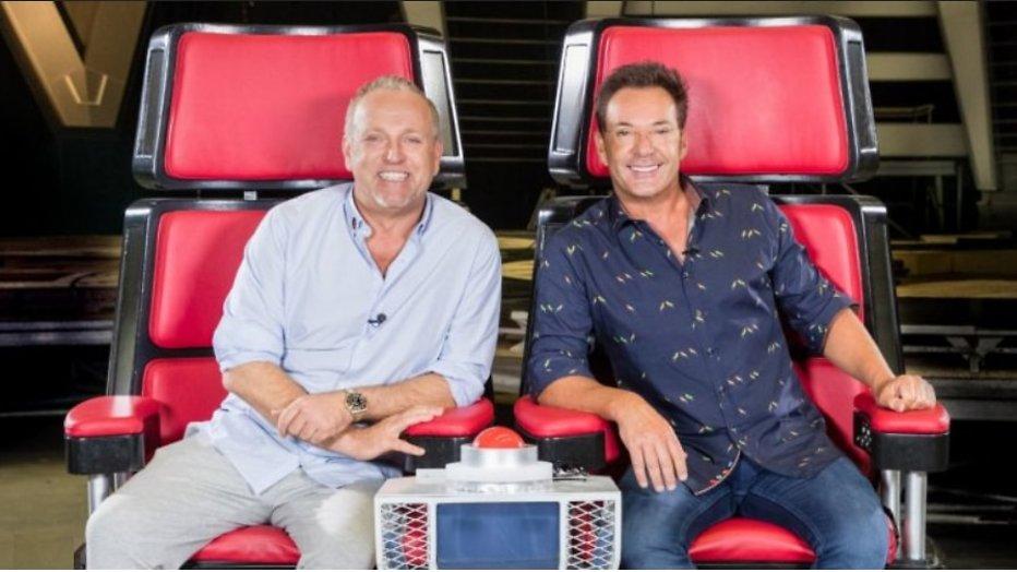 Geer en Goor samen in jurystoel Voice Senior