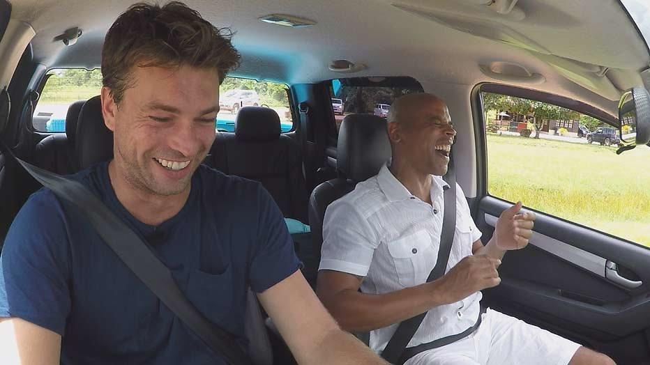 Kijktip: Rick en Glenn trotseren de gevaarlijkste wegen van Suriname