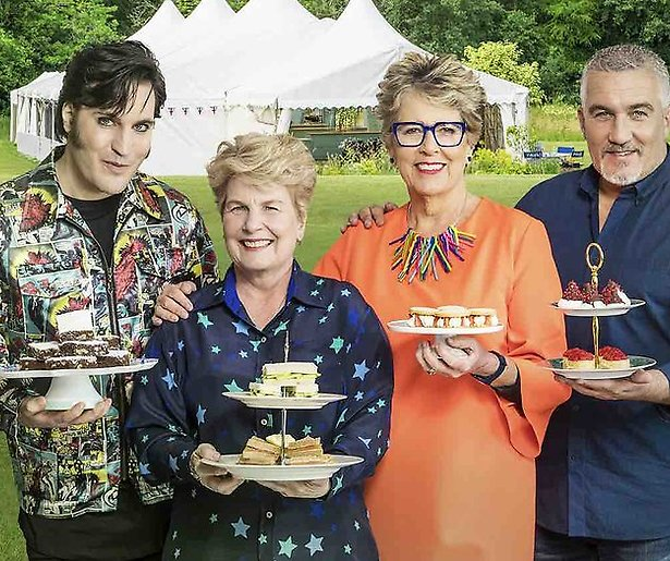 Deze zomer nieuw seizoen The Great British Bake Off bij Omroep MAX