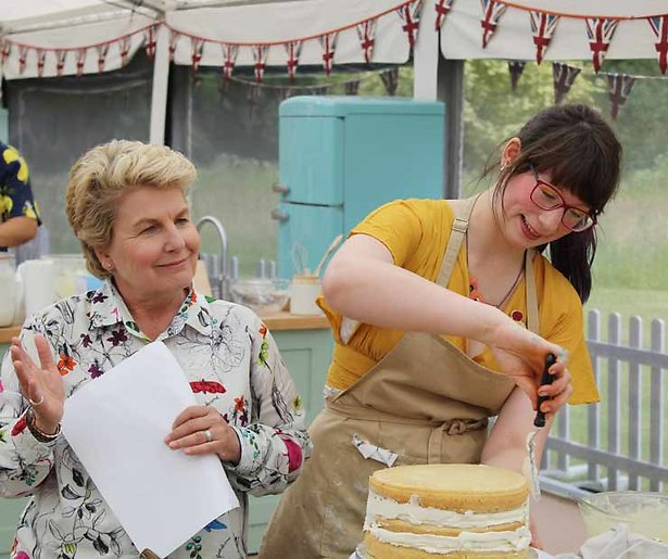 Bloedhete bakfinale in The Great British Bake-Off