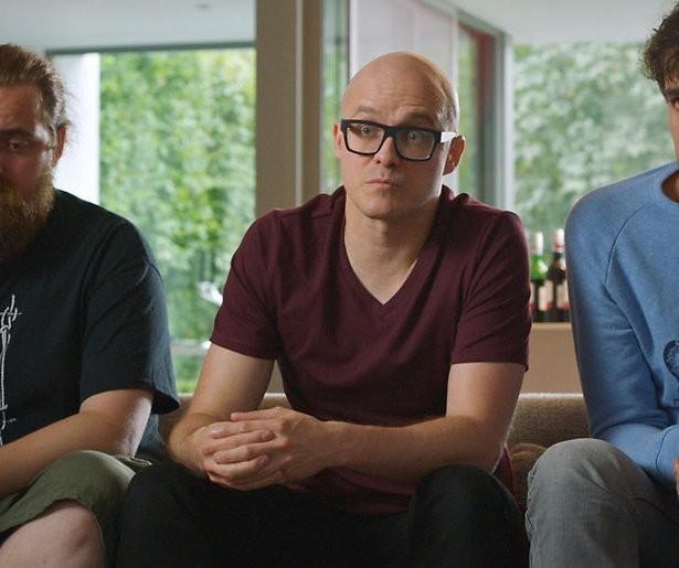 Belgische sitcom Geub komt eind deze maand uit
