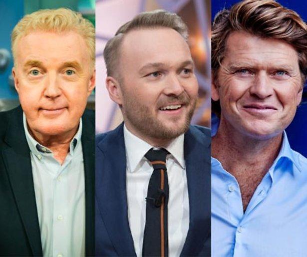 Dit zijn de genomineerden voor de Televizier-Ster Presentator