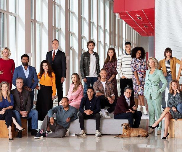 RTL onthult samengestelde castfoto GTST seizoen 31