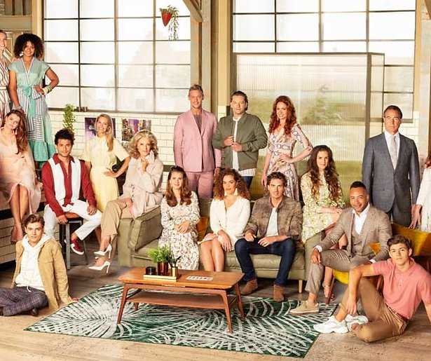GTST deelt castfoto's vlak voor start dertigste seizoen