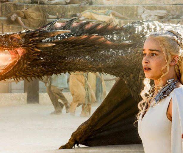 Game of Thrones-kleurboek op de markt