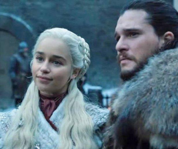 Oeps, Starbucks-beker in Game of Thrones