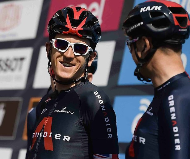 De Giro d'Italia begint!