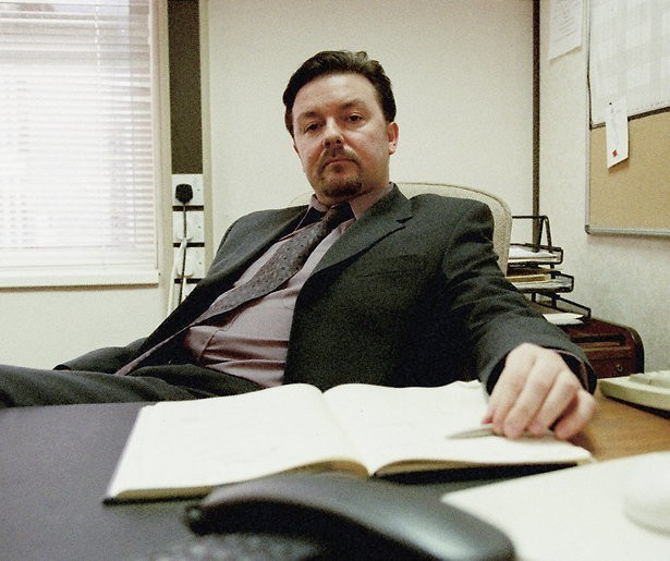 Ricky Gervais sluit vervolg The Office niet uit