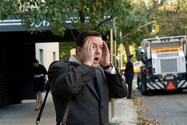 Ricky Gervais ziet spoken