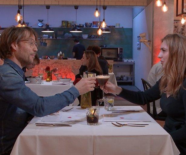 Giel Beelen houdt relatie over aan First Dates