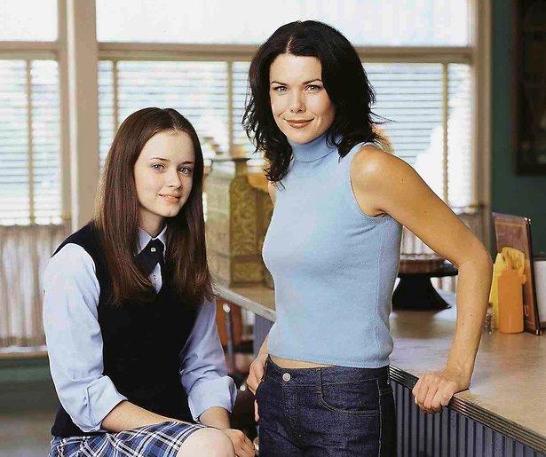Gilmore Girls grote hit voor Netflix