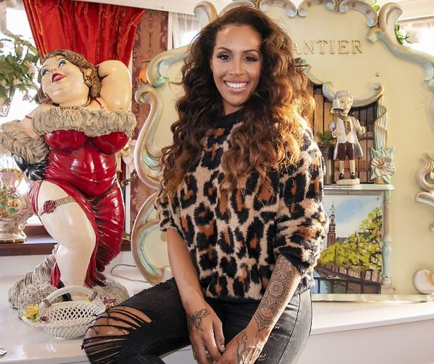 Glennis Grace gepolst voor coachrol in The Voice of Holland