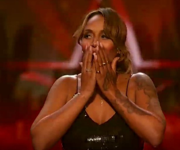 Glennis Grace in finale America's Got Talent