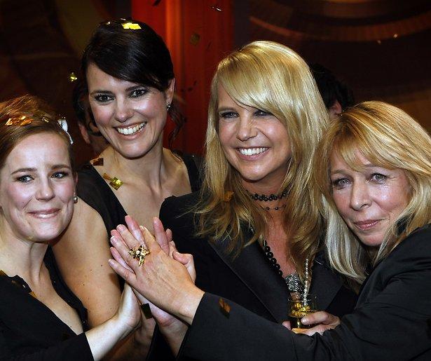 Winnaar Gouden Televizier-Ring 2009: Gooische Vrouwen