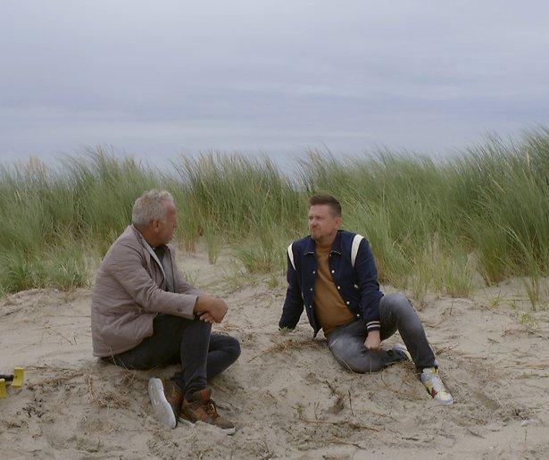Bezorgde Gordon verlinkte Johnny de Mol bij zijn vader