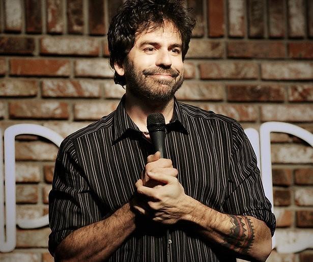 Komiek Greg Giraldo overleden (update)
