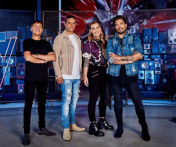 De TV van gisteren: Eerste liveshow The Voice of Holland trekt 1,7 miljoen kijkers